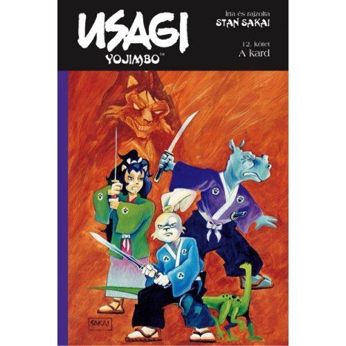 Usagi Yojimbo 12. - A kard