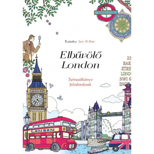 Lee Il-Sun: Elbűvölő London