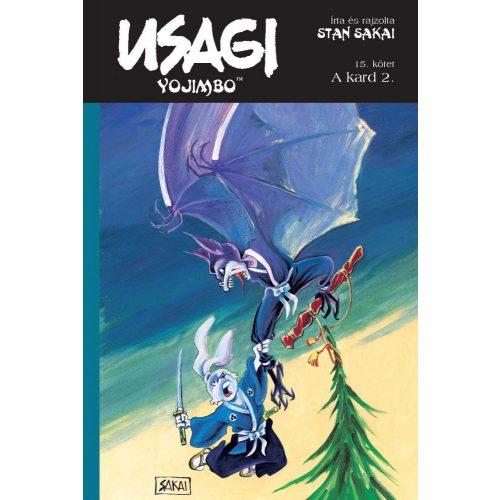 Usagi Yojimbo 15. - A kard 2.