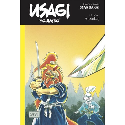 Usagi Yojimbo 17. - A párbaj