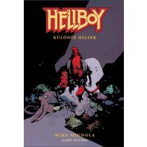 Hellboy 4.
