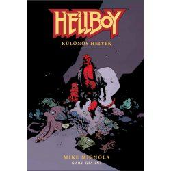 Hellboy 4. - Különös helyek