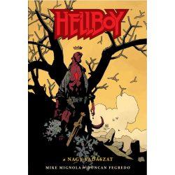 Hellboy 6. - A nagy vadászat - ELŐRENDELÉS