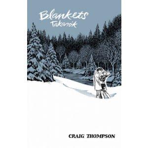 Blankets – Takarók (keménytáblás, limitált)