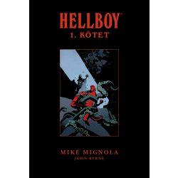 Hellboy Omnibus 1. (limitált) - Előrendelés