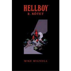 Hellboy Omnibus 2. (limitált) - ELŐRENDELÉS