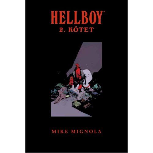 Hellboy Omnibus 2. (limitált, dedikált) - ELFOGYOTT