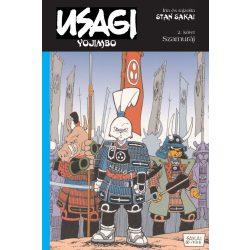 Usagi Yojimbo 2. - Szamuráj - (szépséghibás példány, nem új!)