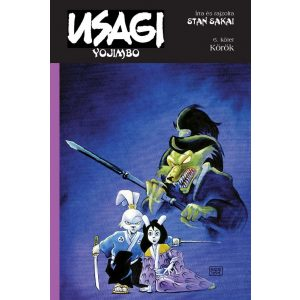 Usagi Yojimbo 6. - Körök