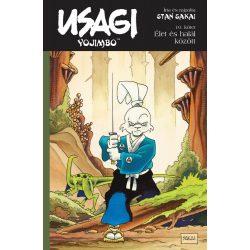 Usagi Yojimbo 10. - Élet és halál között