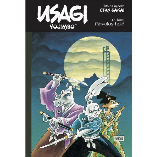 Usagi Yojimbo 16. - Fátyolos hold