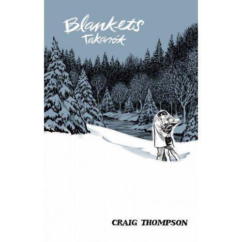 Blankets – Takarók (puhakötés)