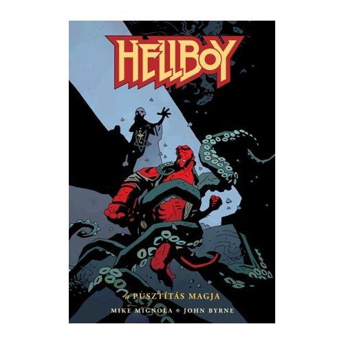 Hellboy 1. - A pusztítás magja