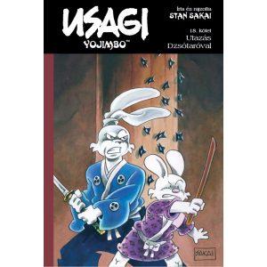 Usagi Yojimbo 18. - Utazás Dzsótaróval
