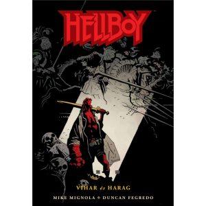 Hellboy 7. - Vihar és Harag