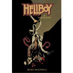 Hellboy 8. - A pokolban - ELŐRENDELÉS