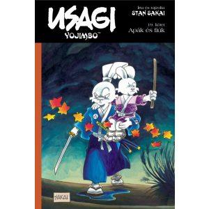 Usagi Yojimbo 19. -  Apák és fiúk