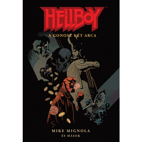 Hellboy Rövid történetek 2. - A gonosz két arca