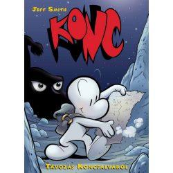 Bone - Konc 1. kötet - Távozás Koncfalváról - ELŐRENDELÉS