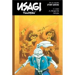 Usagi Yojimbo 21. - A Hegyek Anyja