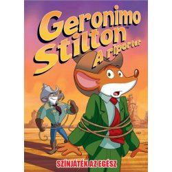 Geronimo Stilton - A riporter 3. rész - Színjáték az egész
