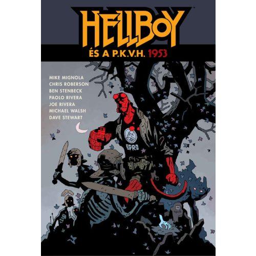Hellboy és a P.K.V.H. 1953 - ELŐRENDELÉS