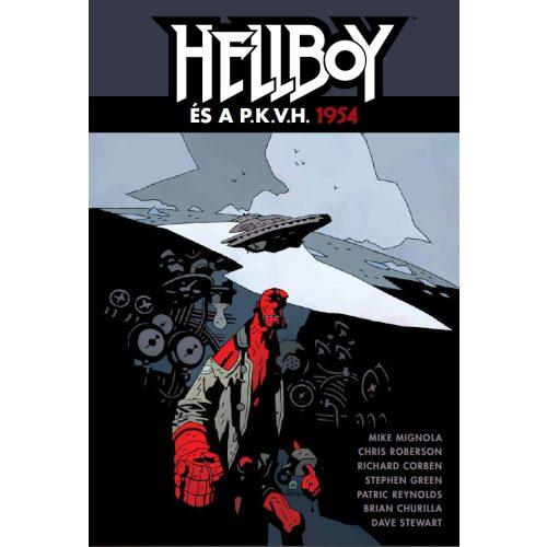 Hellboy és a P.K.V.H. 1954 - ELŐRENDELÉS