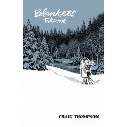 Blankets – Takarók (keménytáblás, limitált) - UTOLSÓ DARABOK