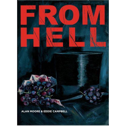 From Hell - A pokolból (limitált változat, magyar nyelvű)