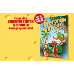 Geronimo Stilton - A riporter 3-4. rész - ELŐFIZETÉS