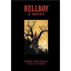 Hellboy Omnibus 3. (limitált) - kisebb szépséghibával