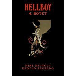 Hellboy Omnibus 4. (limitált) - UTOLSÓ DARABOK!