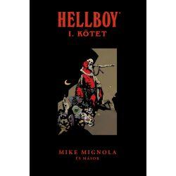 Hellboy - Rövid történetek Omnibus 1. (limitált) - ELŐRENDELÉS