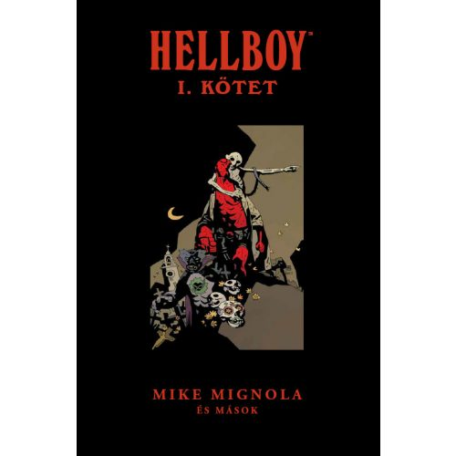 Hellboy - Rövid történetek Omnibus 1. (limitált)
