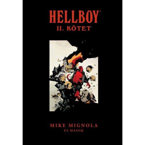 Hellboy - Rövid történetek Omnibus II. - László Márk eredeti rajzával - ELŐFIZETÉS