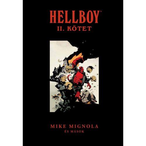 Hellboy - Rövid történetek Omnibus II. (limitált) - ELŐRENDELÉS