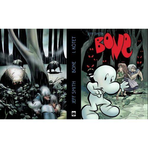 Konc (Bone) Omnibus I. kötet - A Völgy (limitált)