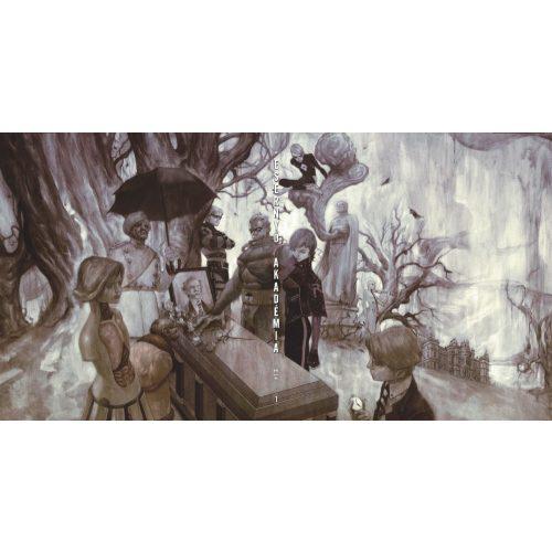 Az Esernyő Akadémia 1. - limitált