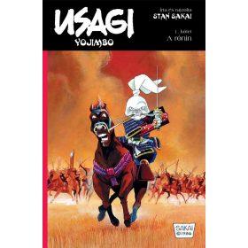 Usagi Yojimbo sorozat